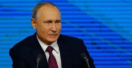 Putin: Türk Akımı'nın 2019 sonunda çalışmasını planlıyoruz