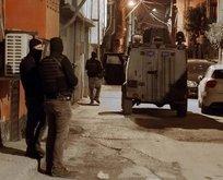 Adana'da havalı baskın