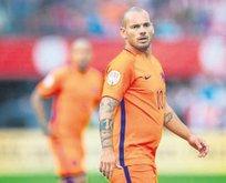 Bu ne hal Sneijder