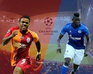 Galatasaray - Schalke maçı hangi kanalda?