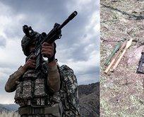 3 PKK'lı terörist artık yok