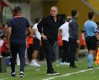 Fatih Terim'den maç sonrası flaş sözler!