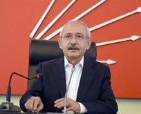 Asırlık parti CHPden utanç fotoğrafı!
