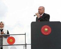 Erdoğan'dan gizli buluşma hakkında sert sözler
