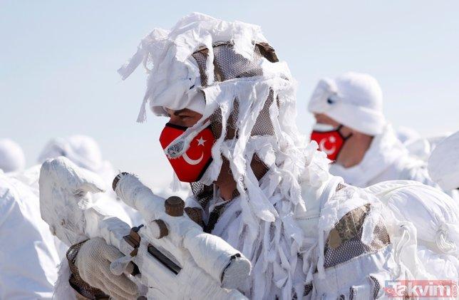 Türkiye şov yaptı! TSK'dan nefes kesen
