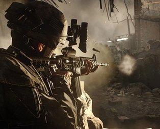 Batı'nın kirli oyunu Call of Duty
