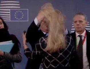 AB Komisyon Başkanı Juncker'den ilginç hareketler