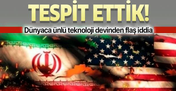 Teknoloji devi Microsoft'tan İran iddiası!