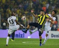 Beşiktaş'tan ilk yarıda 71 kayıp!