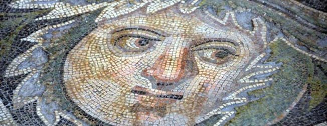 Kahramanmaraş'ta kaçak kazı ile ortaya çıkarılan Germenicia ziyarete açıldı