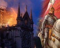 Şaşırtan gerçek! Fatih Sultan Mehmed'in Notre Dame planı...