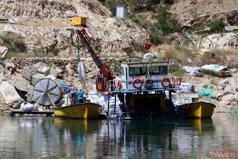 Elazığdan Avrupaya 9 bin tonluk ihracat