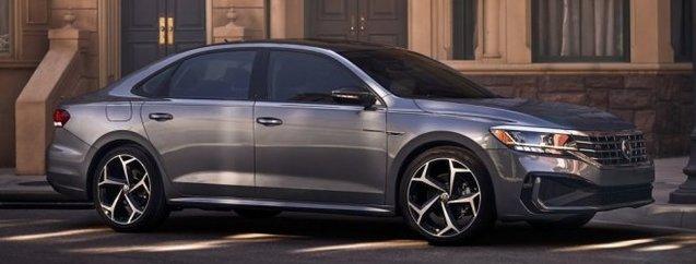 Volkswagen Passat'ın yeni modelinin görüntüleri ortaya çıktı!