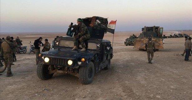 Kerkük'te DEAŞ operasyonu: 7 ölü