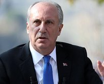 Muharrem İnce'den CHP'ye zor soru
