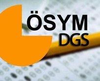 2020 yılı ÖSYM güncel sınav takvimi: DGS ertelendi mi?