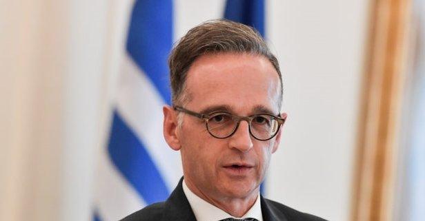 Almanya, Hong Kong'la anlaşmayı askıya aldı