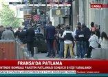 Son dakika... Fransa'nın Lyon kentinde patlama: 7 yaralı