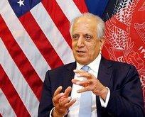 ABD'nin Afganistan Özel Temsilcisi Katar'a gitti