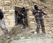 MİT'ten operasyon! Metina'da 3 PKK'lı...