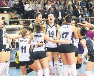 Filede finalin adı: Eczacıbaşı-Fenerbahçe