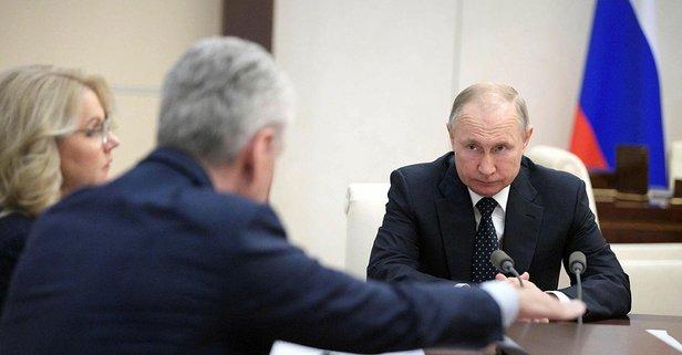 Putin'de kötü haber! Rus ekonomisi...
