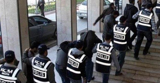 Kayseri'de sahte evrak operasyonu