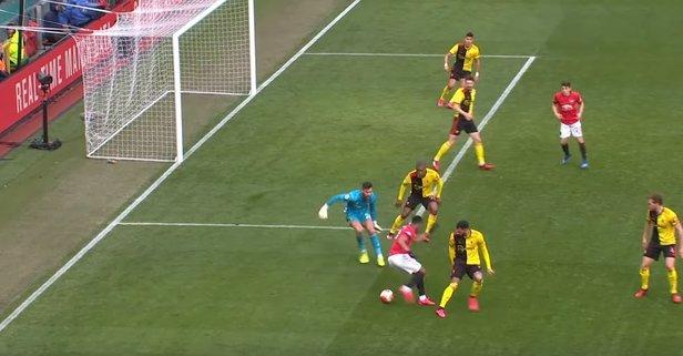 Premier League'de 27. haftanın en güzel golleri