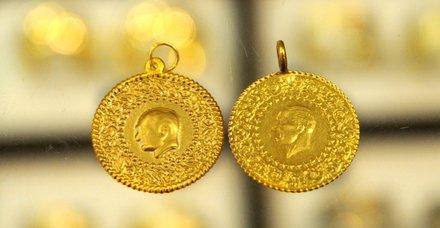 Altın yükselişte! İşte çeyrek altının fiyatı
