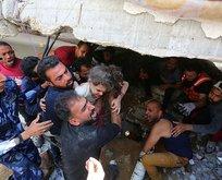 Terör devleti İsrail insanlık suçu işliyor!