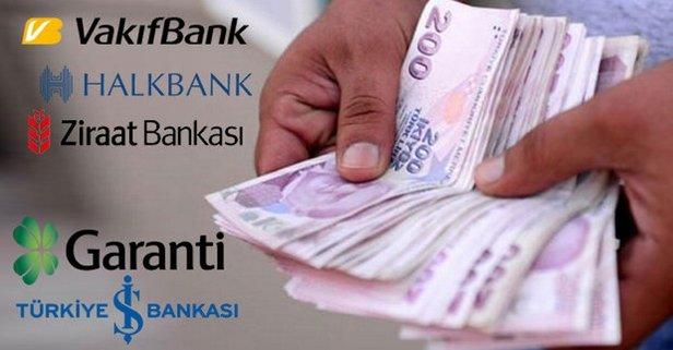 50 bin TL kredide 36 ay vade ödeme şartı değişti!