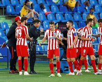 Atletico Madrid'e koronavirüs şoku!