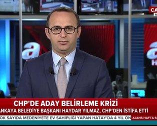 CHP'ye Ankara'da büyük şok! O isim de istifa etti