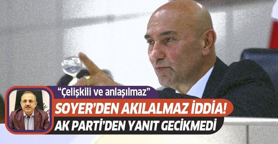 AK Parti'den Tunç Soyer'in