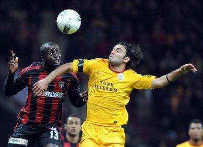 Galatasaray-Gaziantepspor