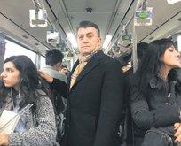 Metrobüste unutulmaz evlilik teklifi