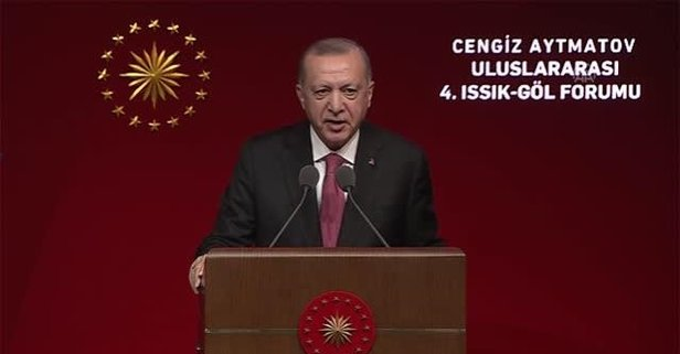 Erdoğan: Fikir adamlarımız bize yol gösteriyor