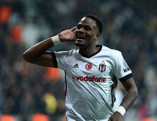 Beşiktaşta Cyle Larinin bileti kesildi! Ocakta yolcu