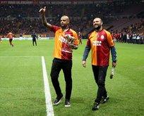 Ujfalusi ve Melo'dan Fenerbahçelileri kızdıracak poz