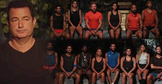 Survivor'da derin şaibe TV 8 ekranlarında her şey aslında bir kurgu mu?