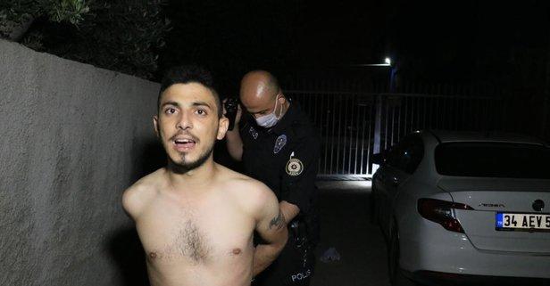 İhtara uymadı yakalandı: Polis benim baş tacım
