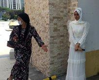 Adana'da iğrenç olay... Polis nikah salonunu bastı