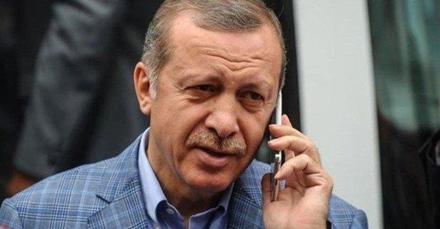 Başkan Erdoğan, Şahika Encümen ile görüştü