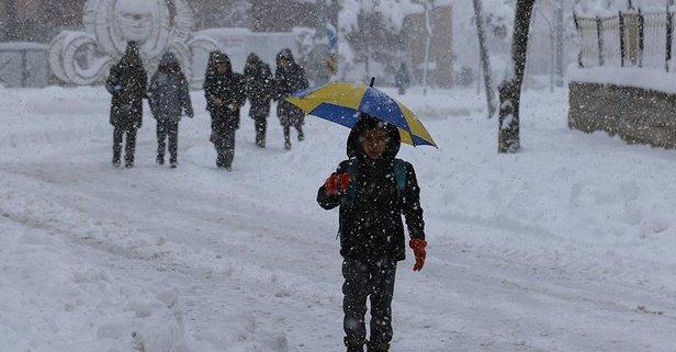 Diyarbakır ve Siirt'te bugün okullar tatil mi?