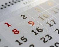 Kurban Bayramı tatili kaç gün? 9 gün olacak mı?