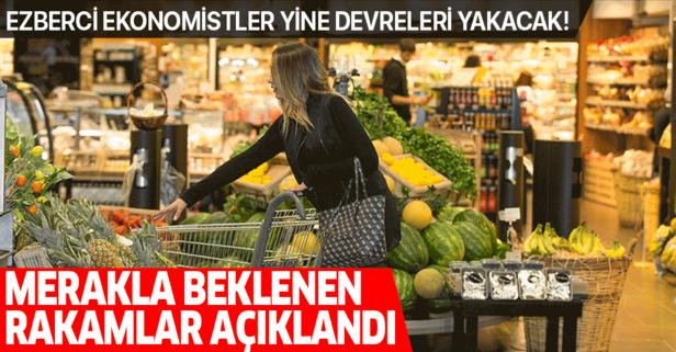 TEFE TÜFE Ekim ayı enflasyon oranı ne oldu?