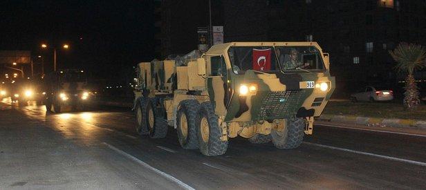 Mehmetçik, İdlib bölgesine girdi