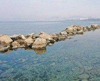 Tuzla'da sular çekilince ortaya çıktı!