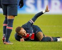 Neymar'dan haber var