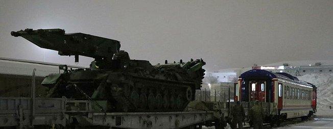 TSK'nın Fırat'ın doğusuna olası operasyonu öncesi sınırda olağanüstü hareketlilik!